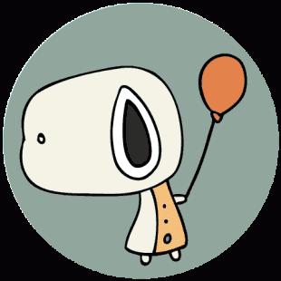 surullinen_ilmapallonisti