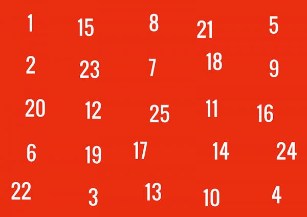 joulukalenteri 2014