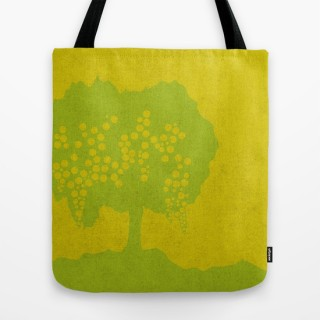 Fruit Tree Series, Yellow V