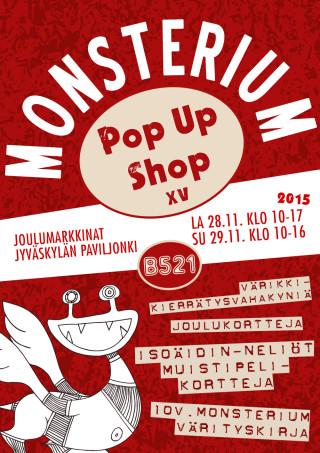 Monsterium PopUp XV